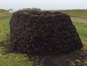 Last stack before the moor, Borve.