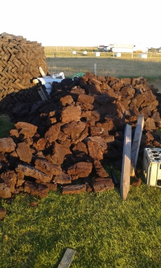 Building the weaver's stack, Ness.