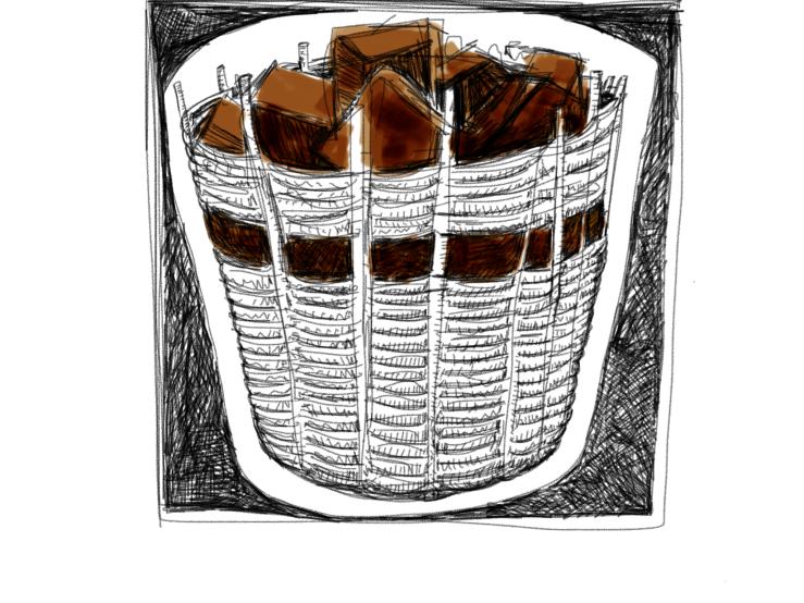Peat creel