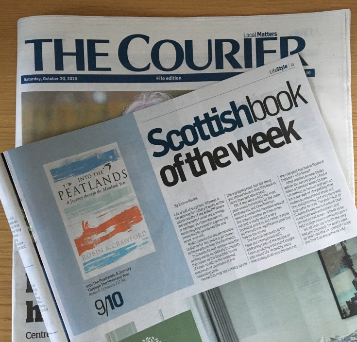 The Courier, 20th Oct 18
