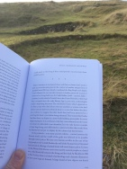 """Passage from """"Into The Peatlands"""" au Cladh Hallam, South Uist"""